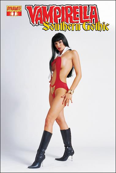Vampirella: Southern Gothic 1-B by Dynamite Entertainment