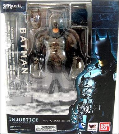 Injustice: Gods Among Us (S.H.Figuarts) Batman by Bandai