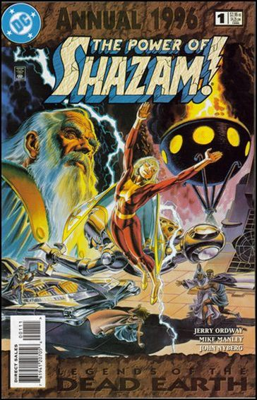 Power of Shazam! Annual 1-A by DC