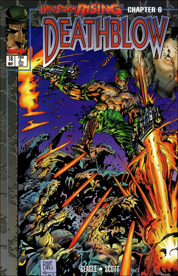 Deathblow (1993) 16-A by Image
