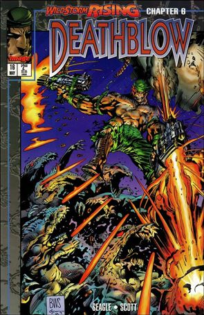 Deathblow (1993) 16-A