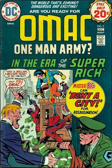 OMAC (1974) 2-A by DC
