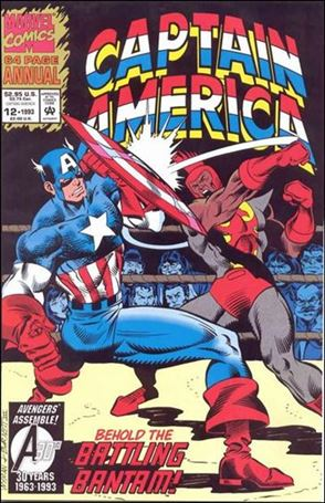 Captain America Annual 12-B