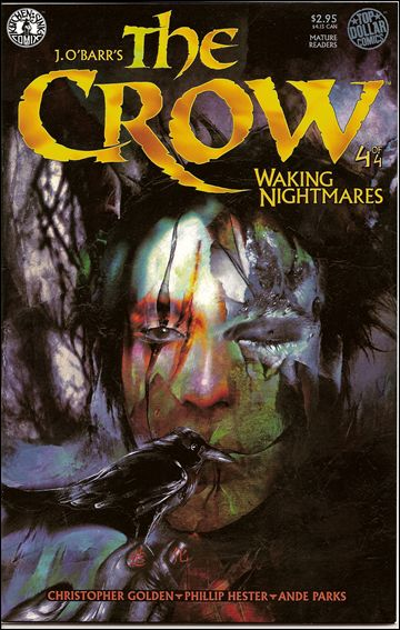 Crow: Waking Nightmares 4-A by Kitchen Sink