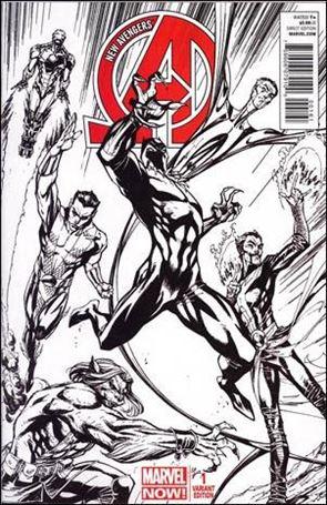 New Avengers (2013) 1-D