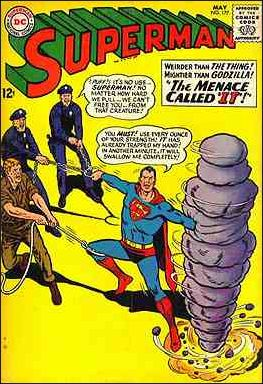 Superman (1939) 177-A by DC