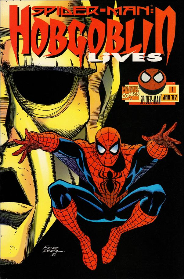 Spider-Man: Hobgoblin Lives 1-A by Marvel
