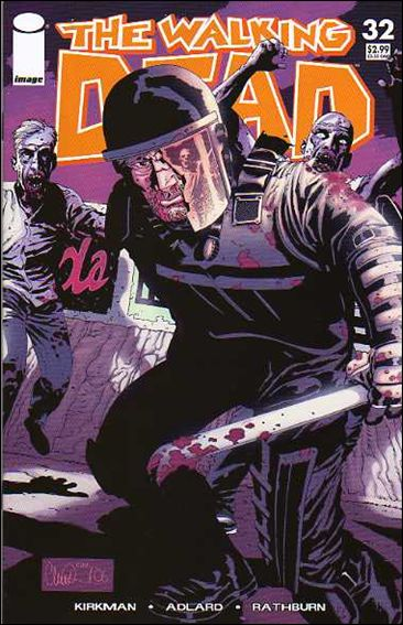 Walking Dead (2003) 32-A by Skybound Entertainment