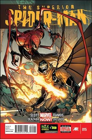 Superior Spider-Man 15-A