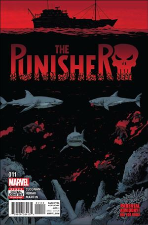 Punisher (2016) 11-A