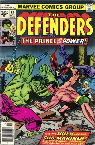 Defenders (1972) 52-B by Marvel