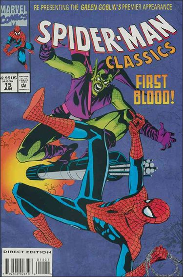 Spider-Man Classics 15-A by Marvel