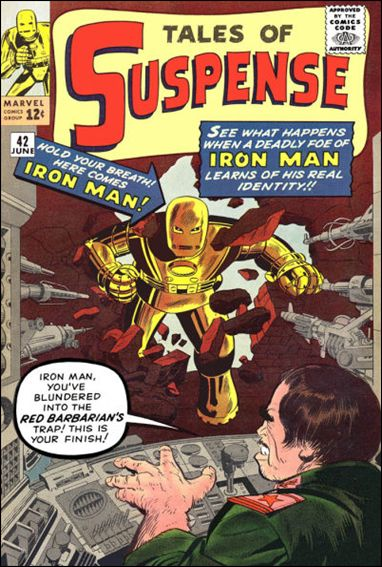 Tales of Suspense (1959) 42-A by Marvel