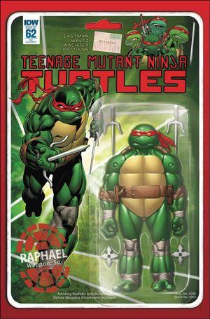Teenage Mutant Ninja Turtles (2011) 62-G