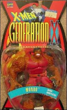 X-Men (Generation X) Mondo