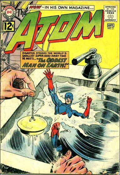 Atom 2-A by DC