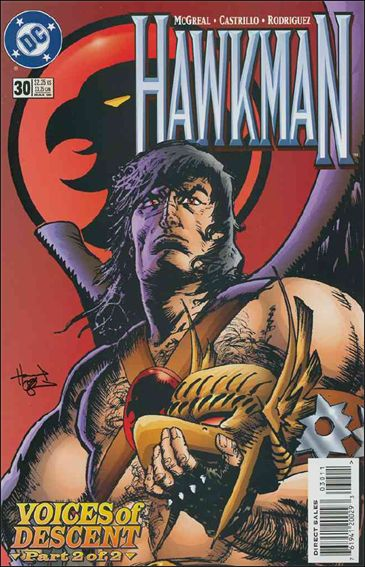 Hawkman (1993) 30-A by DC