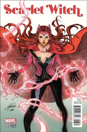 Scarlet Witch (2016) 3-C