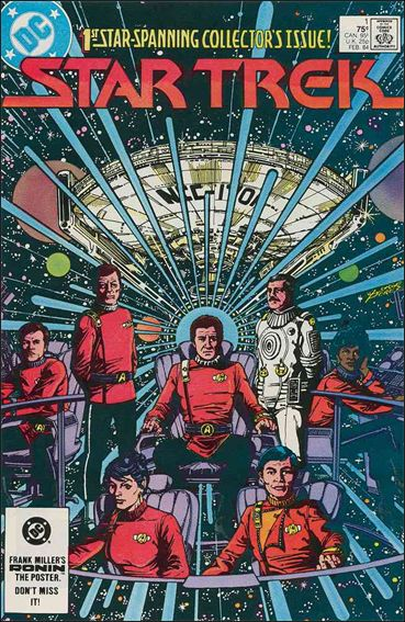 Star Trek (1984) 1-A by DC