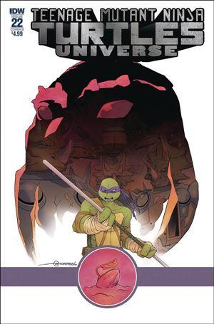 Teenage Mutant Ninja Turtles Universe 22-B