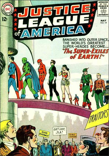 Justice League of America (1960) 19-A by DC