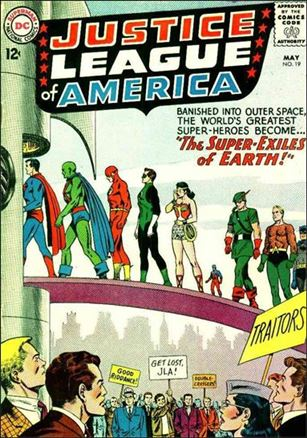 Justice League of America (1960) 19-A