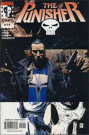 Punisher (2000) 12-A by Marvel
