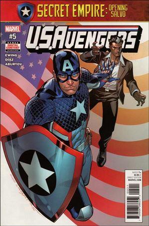 U.S.Avengers 5-A