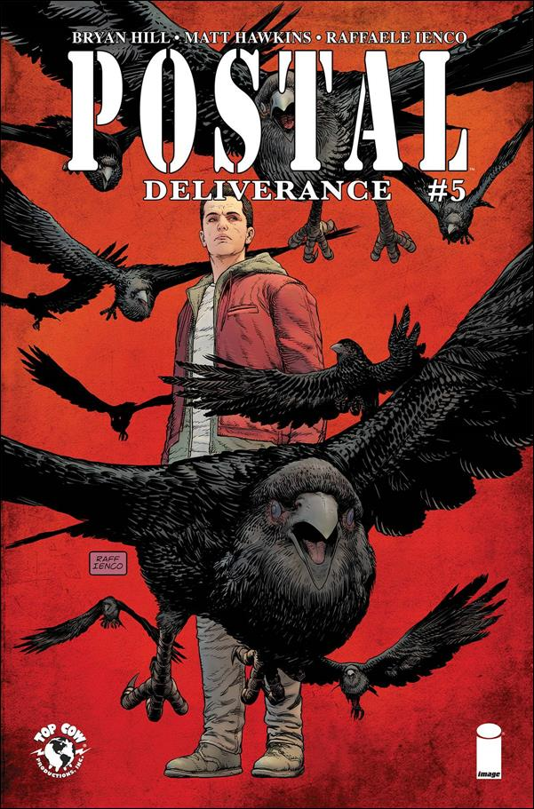 Postal: Deliverance 5-A by Top Cow