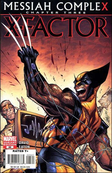 X-Factor (2006) 25-B by Marvel