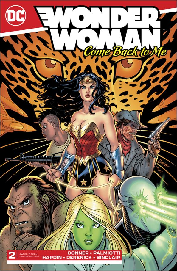 Wonder Woman: Come Back to Me 2-A by DC