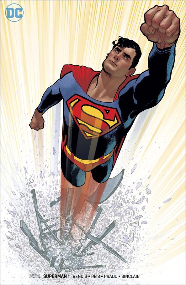 Superman (2018) 1-B by DC