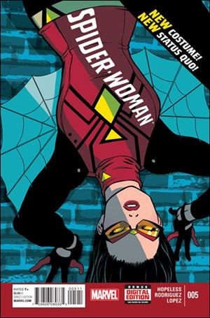Spider-Woman (2015) 5-A