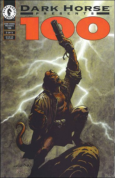 Dark Horse Presents (1986) 100.2-A by Dark Horse