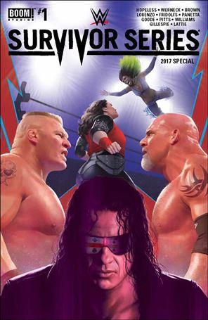WWE: Survivor Series 2017 Special 1-A
