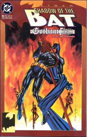 Batman: Shadow of the Bat 15-A