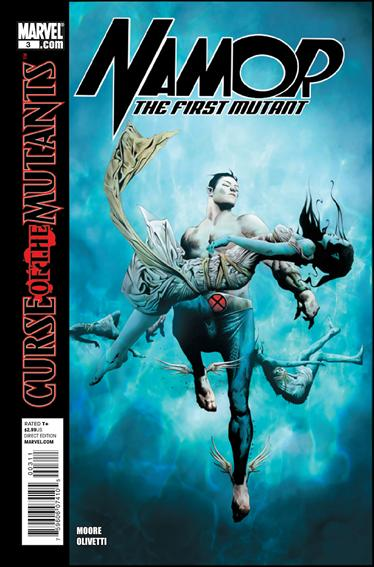 Namor: The First Mutant 3-A by Marvel