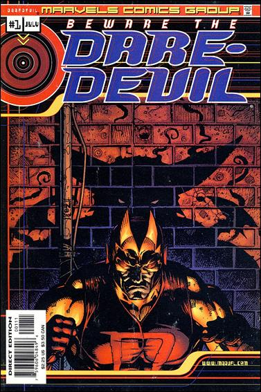 Marvels Comics: Daredevil 1-A by Marvel