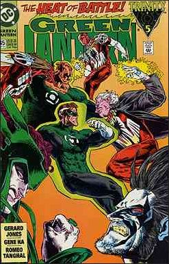 Green Lantern (1990) 45-A by DC