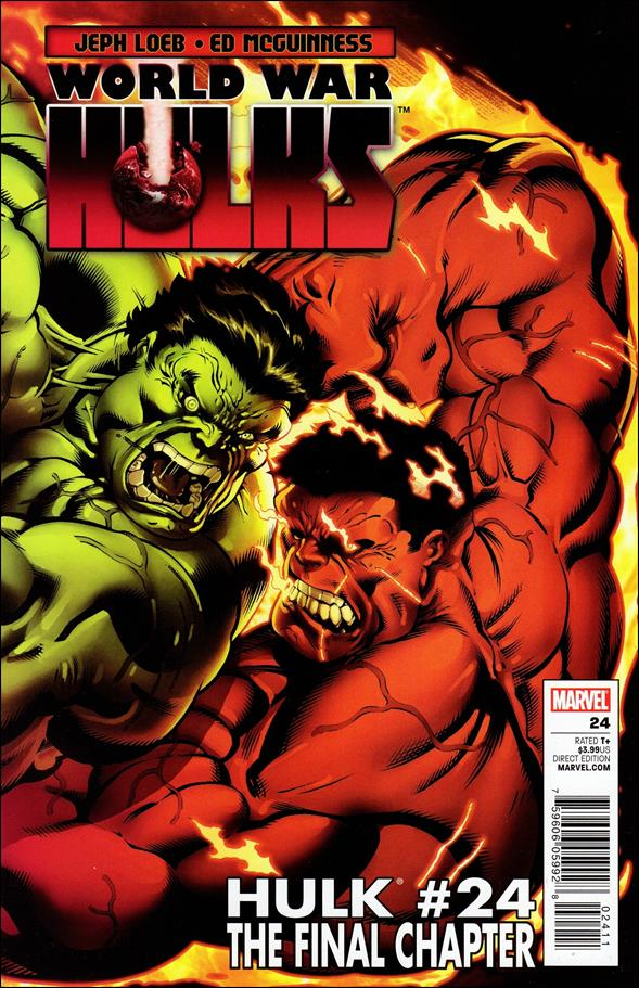 Hulk (2008)  24-A by Marvel