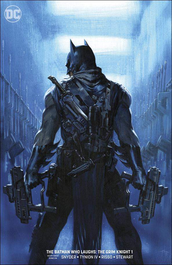 Batman Who Laughs: The Grim Knight 1-B by DC