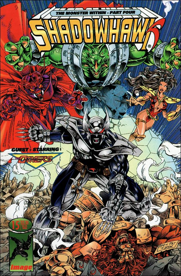 ShadowHawk (1992) 15-A by Image