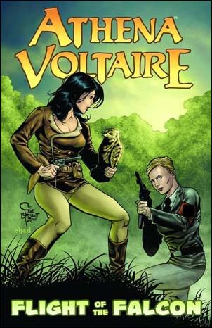 Athena Voltaire: Flight of the Falcon 2-A by Ape Entertainment