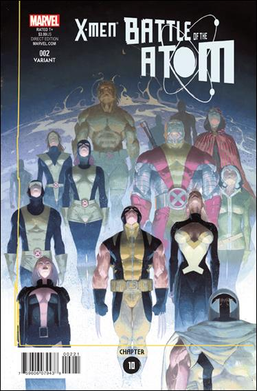 X-Men: Battle of the Atom 2-B by Marvel