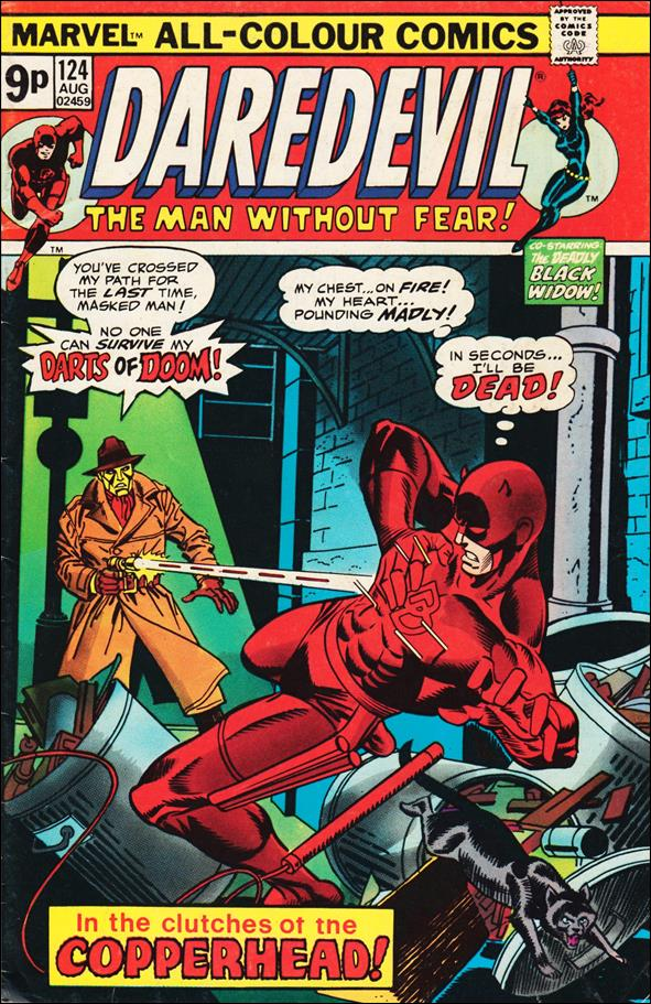 Daredevil (1964) 124-B by Marvel