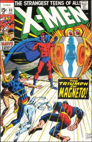 X-Men (1963) 63-C by Marvel