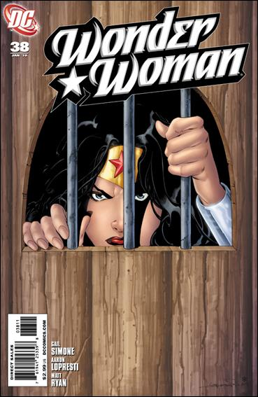 Wonder Woman (2006) 38-A by DC