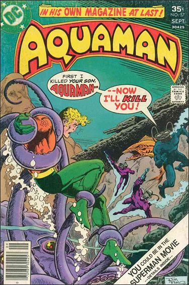 Aquaman (1962) 57-A by DC