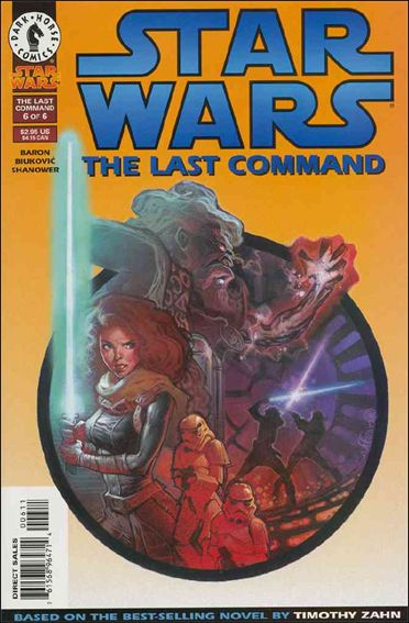 Star Wars: The Last Command 6-A by Dark Horse