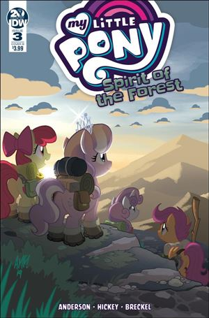 My Little Pony: Spirit of the Forest 3-B